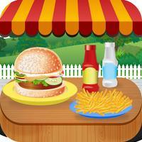 Burger & Fries Maker Lite