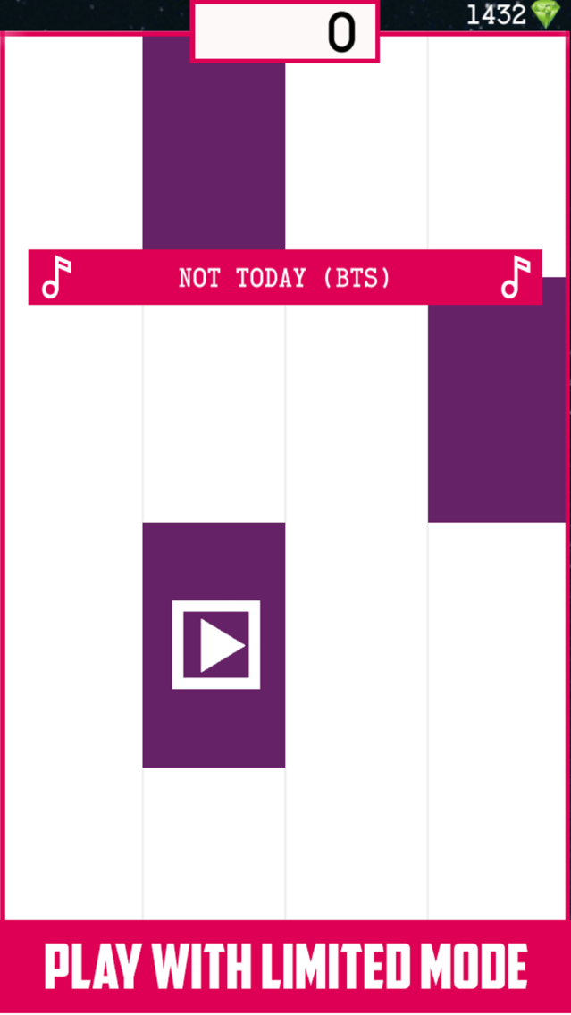 KPOP Piano Game App for iPhone - Free Download KPOP Piano Game for
