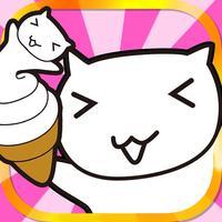 MewCreams-Cute Kittens and Ice Cream-