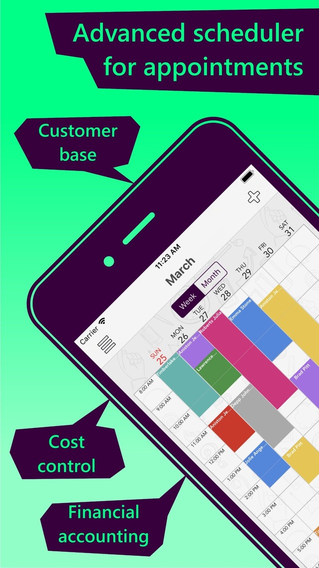 Melon - CRM Client Management App for iPhone - Free Download