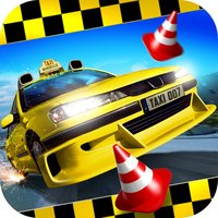 Taxi - The Tunning Cab Driver: Fast Action and Hot Pursuits Game in 3D with Nitro