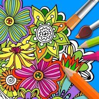 Color Mix - Adult Coloring Books