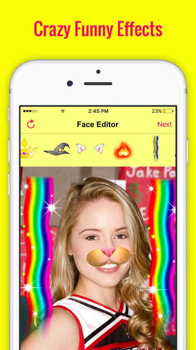 Fun FaceApp Photo Filters App for iPhone - Free Download Fun