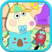 Rabbit Demi Care-baby care