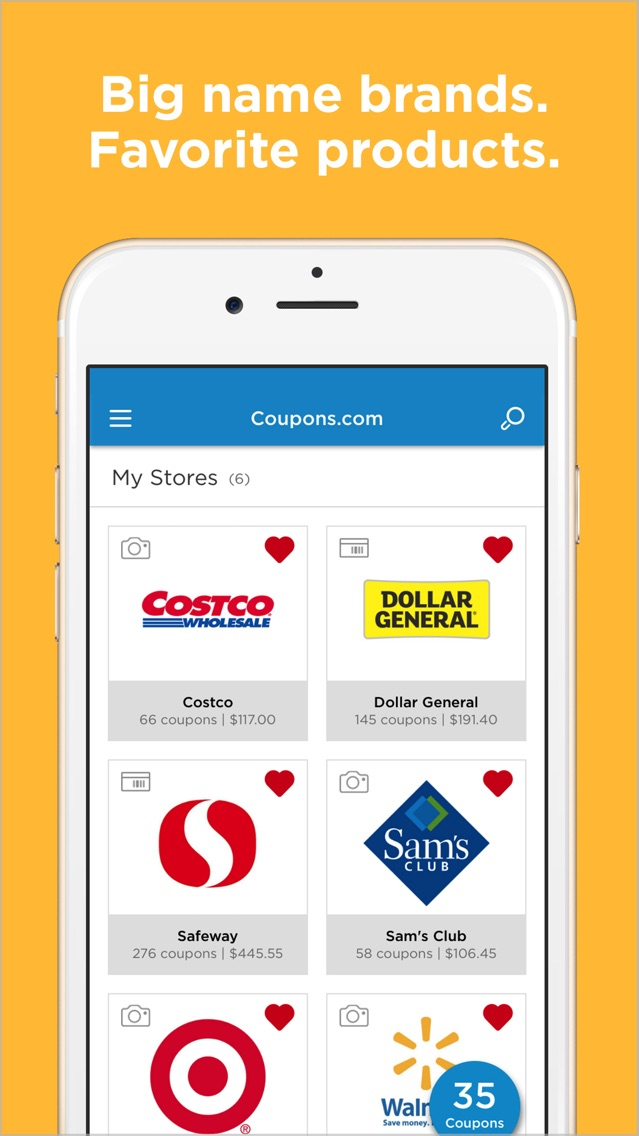 grocery coupons on iphone app