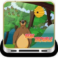 A Bear Trouble Adventure - The Mission is through the forest to get home
