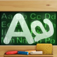 Aa match preschool alphabet