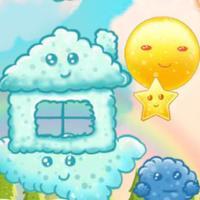 Sun Beams & Cloud