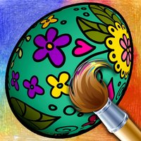 Easter Day: Coloring Book