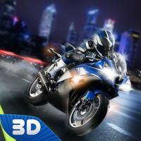 Highway Mayhem Moto Racer