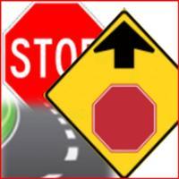 SC DMV Road Sign Flashcards