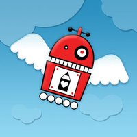 Flappy Bot: Made in PencilCase