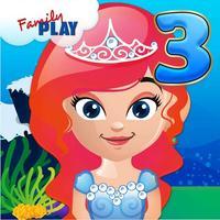Mermaid Princess Grade 3 Games