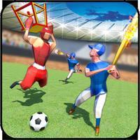 Multi Sports Battle Simulator