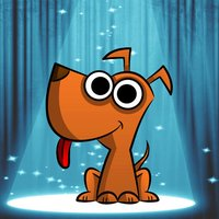 Puppy Drag Line Match 3 - Dog Puzzle Game for Kids