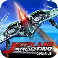 Jet Plane Shooting Simulator