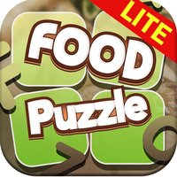 Puzzle Connect the Food Word