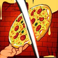 Crazy Pizzeria Kitchen Chef! Pizza Slicing Game - Restaurant Cooking Cut and Slice!