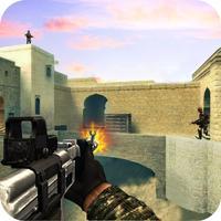 Frontline Counter Shooter: Adventure Warfare