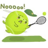 Tennis is My Life TennisMoji