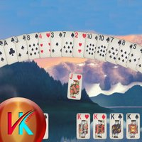 Lower To Higher Solitaire Puzzle Game
