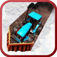Snow Plow Tractor Simulator