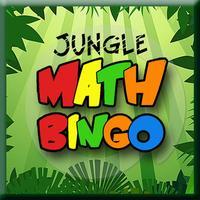 Jungle Math Bingo
