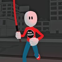Stickman Hero Vs Gangsters