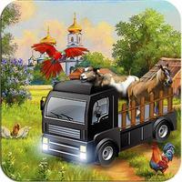Farm Animal Transporter : The Snowfall Season