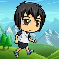 Super Kid Run - New Survival Adventure Games