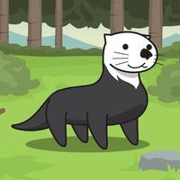 Otter Evolution - Furry Sea Mutant Seal Breeding