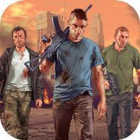 Criminal Gangs City: Evil Zombies Attach