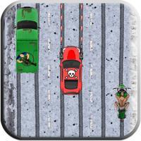 Highway rush race car game