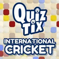QuizTix: International Cricket
