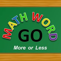 Math Word Go - More or Less
