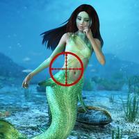 Mermaid Queen Hunt : Shooting Games