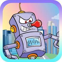Giant Evil Robots