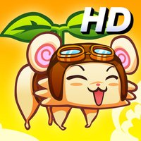 Flying Hamster HD FREE