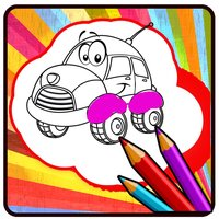 Coloring book(Toys) : Coloring Pages & Fun Educational Learning Games For Kids Free!