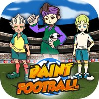 Eleven Goal 3D coloring book - painting soccer