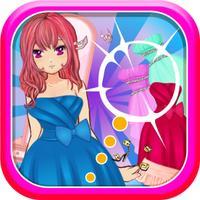 Princess Dress up Fashion Party Hair and Salon