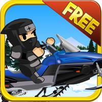 Ninja Snow Racer Free