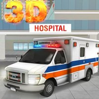 Ambulance Fire & Rescue 911 3D Simulator