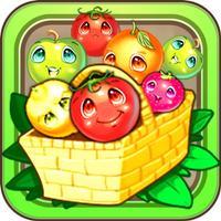 Happy Fruit Garden: Funny Game