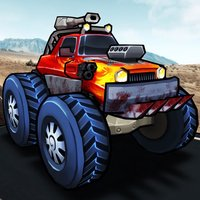 Monster Truck Sky Racing Sim