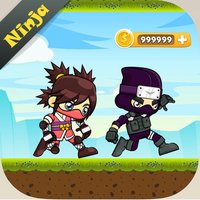 Ninja Boy & Ninja Girl Game