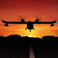 Airplane Alert Extreme Landing 3D
