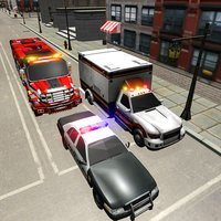 Urban City Rescue Simulator 3D