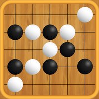 五目並べ 高度な - 無料で2人対戦できる ごもくならべ ゲーム - 初級版
