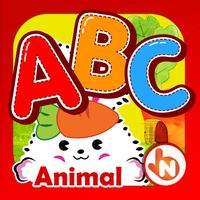 ABC Animal English FlashCards Full